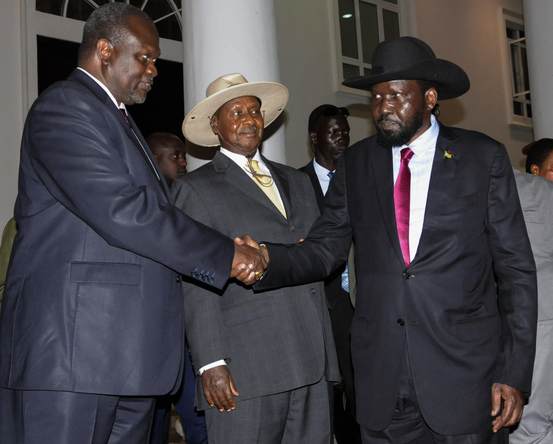 S.Sudan's Machar refuses to sign peace deal: mediator