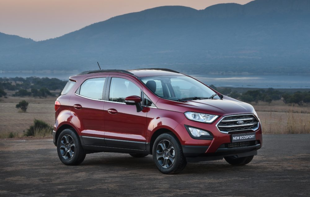 Ford Ecosport 1.0 Titanium AT: Small car with a titanium tiger in the tank