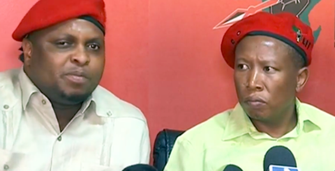 EFF Responds: 'Pure insanity', 'madness': Floyd Shivambu dismisses VBS claims