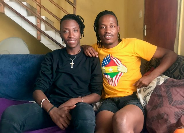 South Africa: Zimbabwean couple demand gay rights in homeland