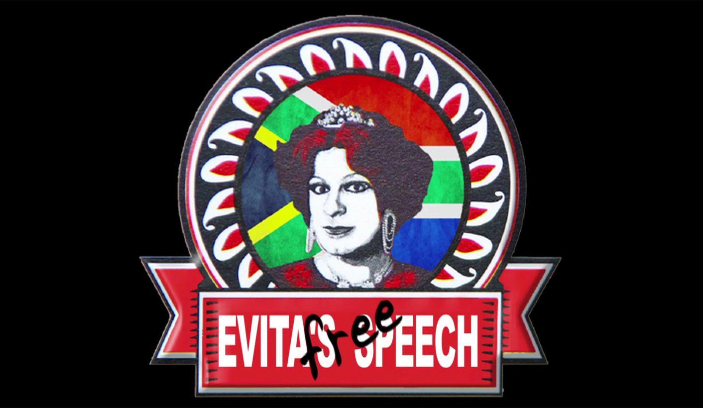 Evita S Free Speech Ep19 Evita Discovers Satire Or I