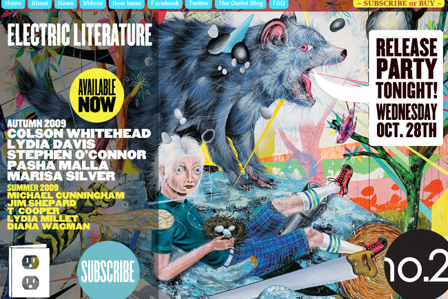 Even literary magazines are going electric