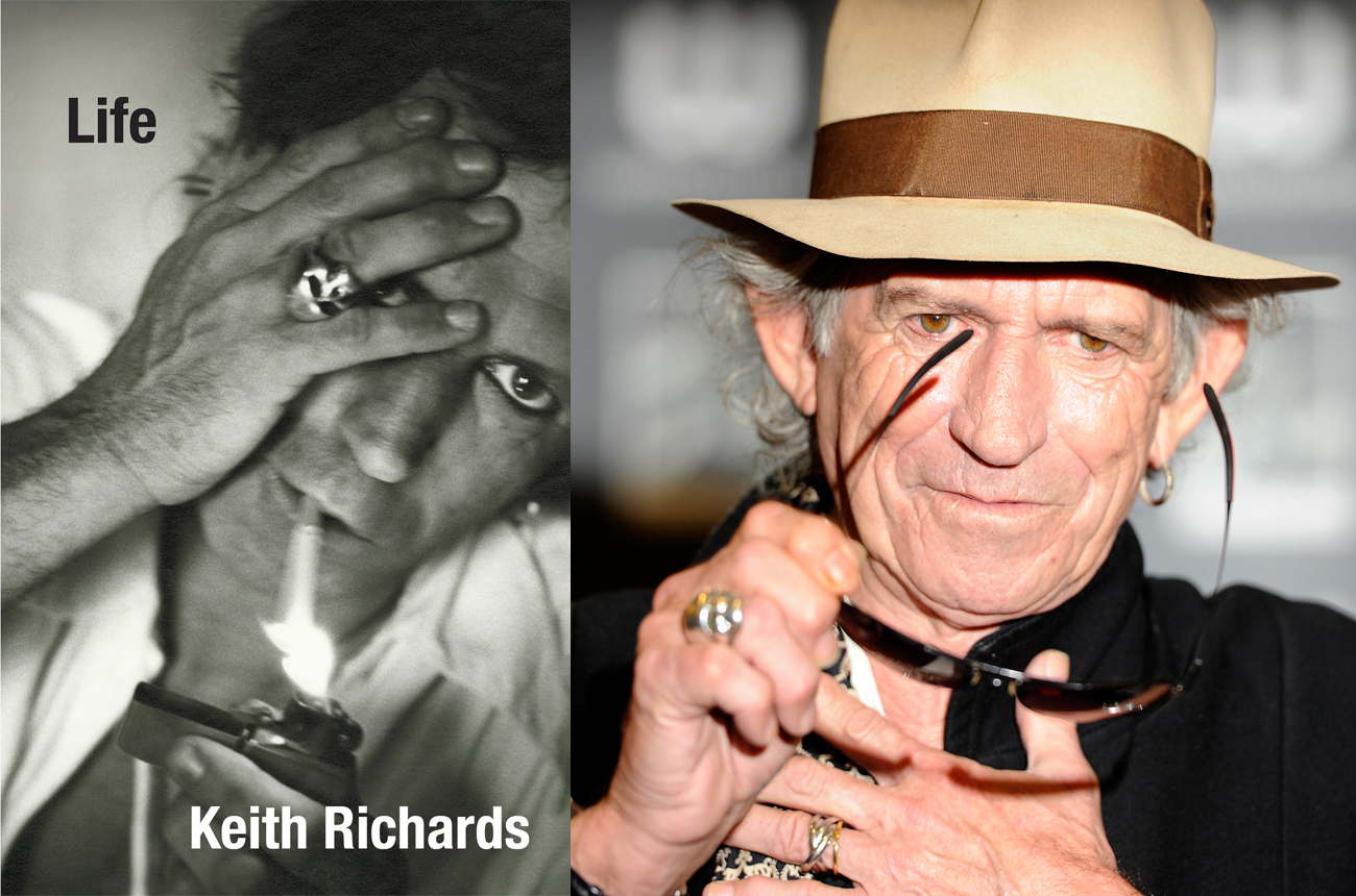 Book Review: Life (Snorts), by Keith Richards