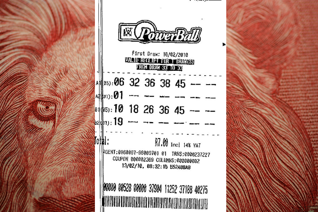 The Hard Luck R91 Million Lotto Man Who Turns Out To Be