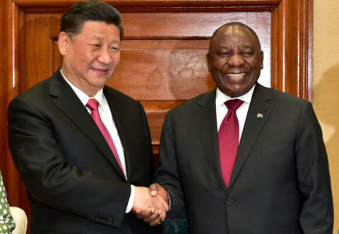 China's Xi offers $60 bn Africa aid, says 'no strings attached'