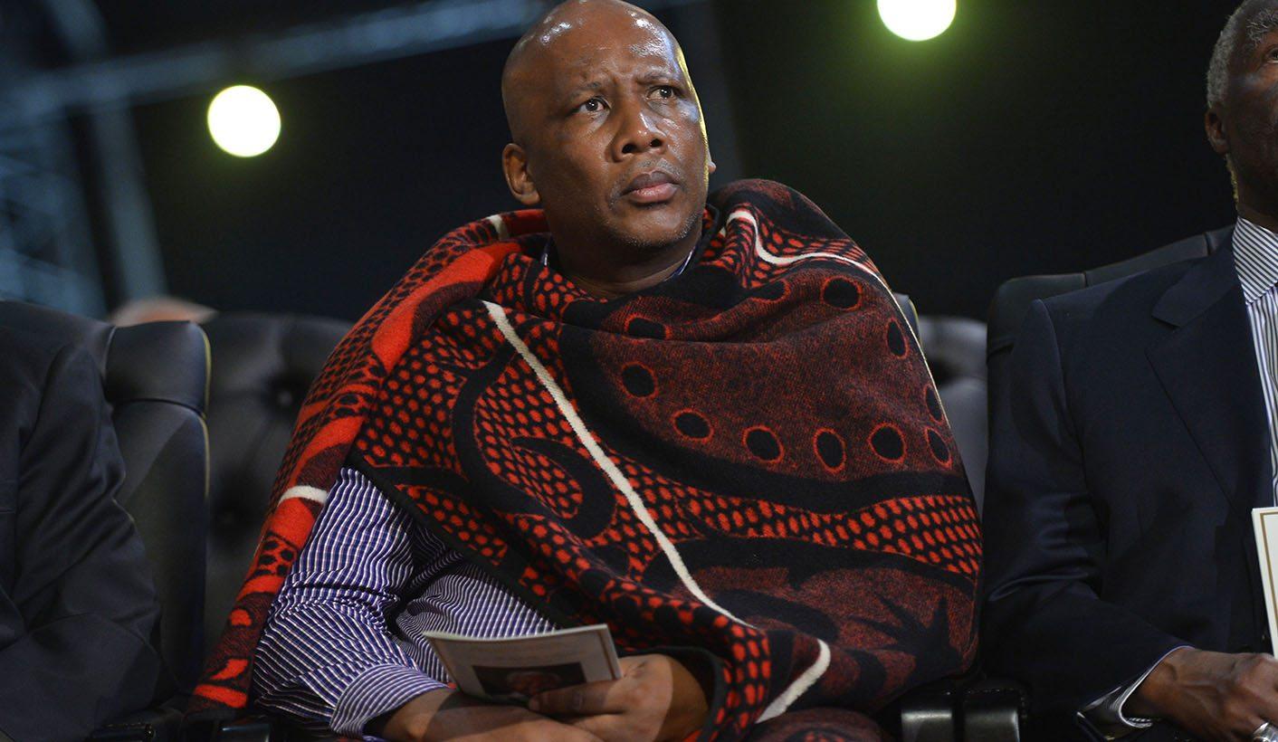 Lesotho: Border crisis which upset King Letsie III date...