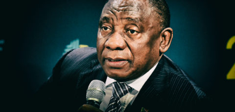 THE PLOT OUTPLOTTED?: As internal polls confirm his personal popularity, emboldened Ramaphosa moves to outflank plotters' cabal