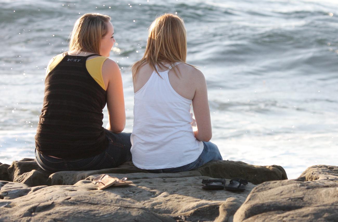 Girl Talk: new study suggests teenage girls drive lingu