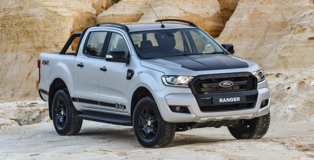 Ford Ranger Fx4 Double Cab 4x4 AT: Standing out from th...
