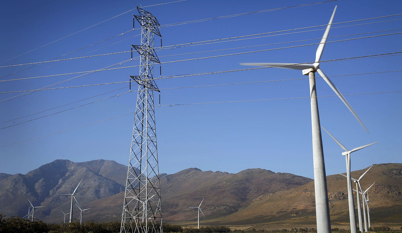 Renewables Green Light For Green Energy As Radebe Signs Purchase