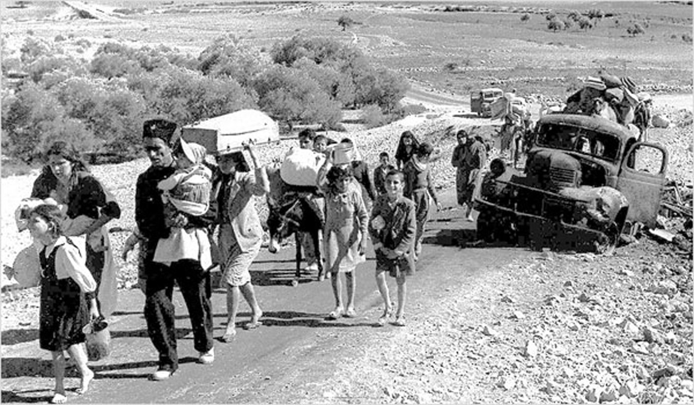 Op-Ed: In memory of the Nakba – the destruction of a unified Palestinian society
