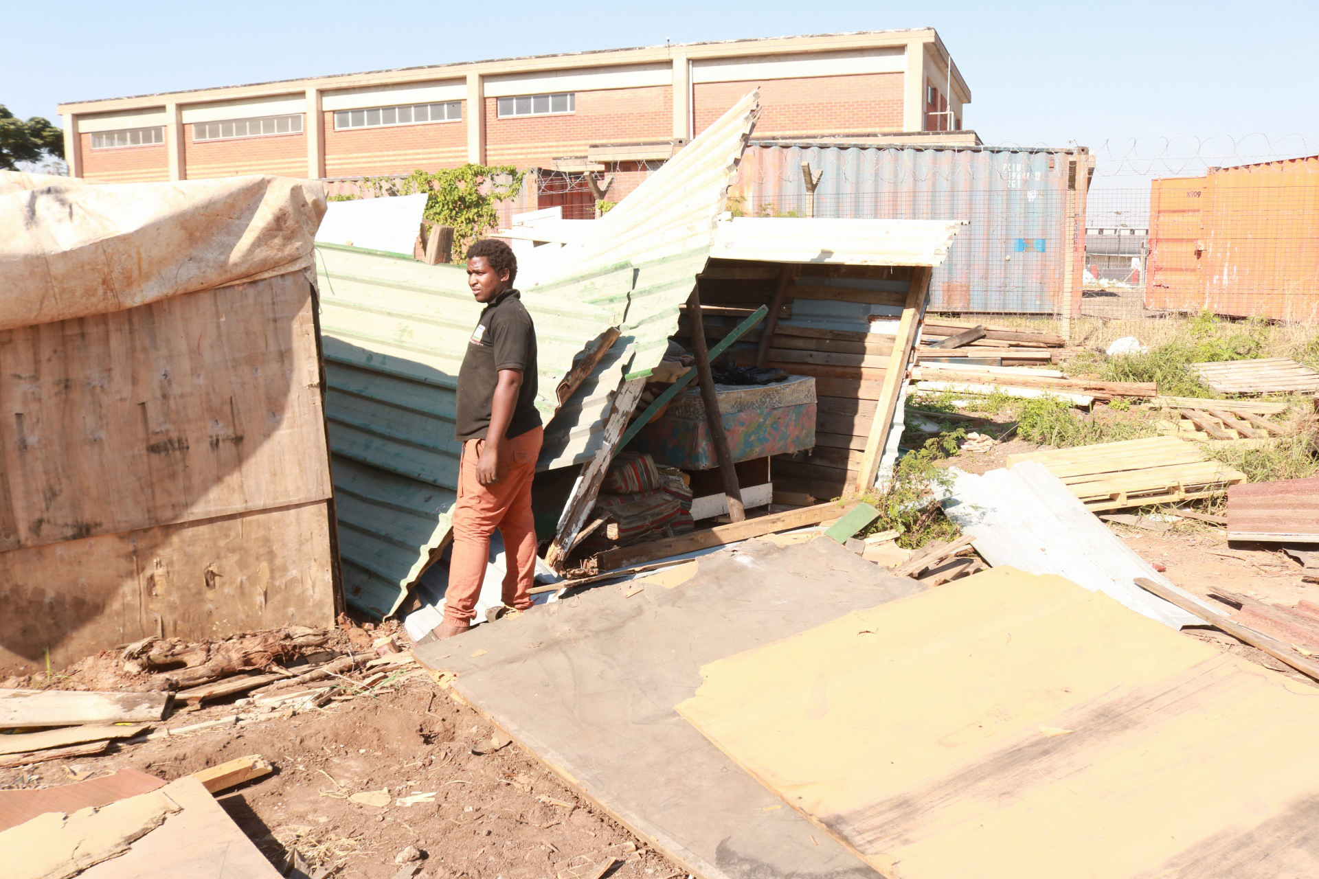 Evicted Durban residents say city had no court order