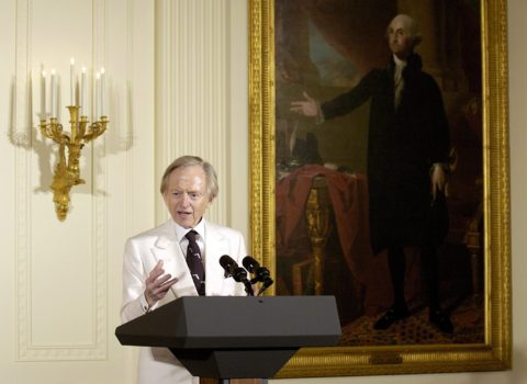 Tom Wolfe, author of 'The Right Stuff', dies at 88