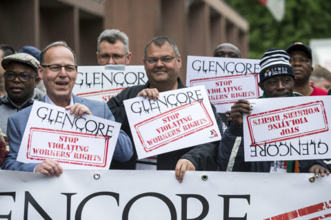 Mining giant Glencore facing US corruption probe