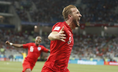 #Russia2018: World Cup results: Kane spares England's blushes against Tunisia