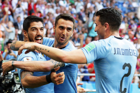 #Russia2018: World Cup results: Suarez seals Egypt's fate as Uruguay beat Saudi Arabia