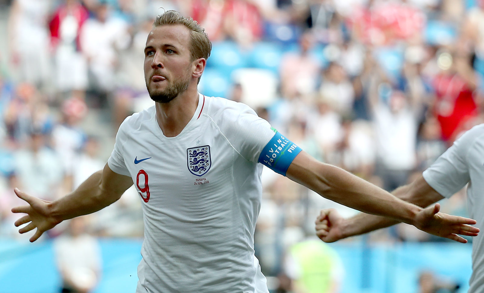 d40f67b8add World Cup Golden Boot standings  Harry Kane on top after group games
