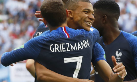 #Russia2018: Liberté, égalité, fraternité: France's World Cup team is the antithesis of right-wing populism