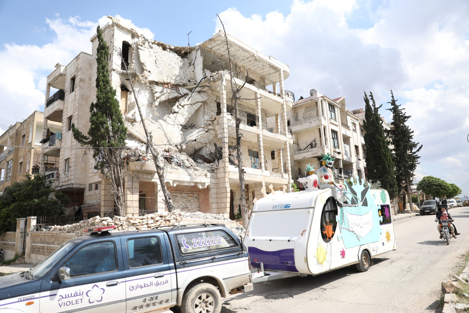 U.N labels Syrian, Russian airstrikes war crimes
