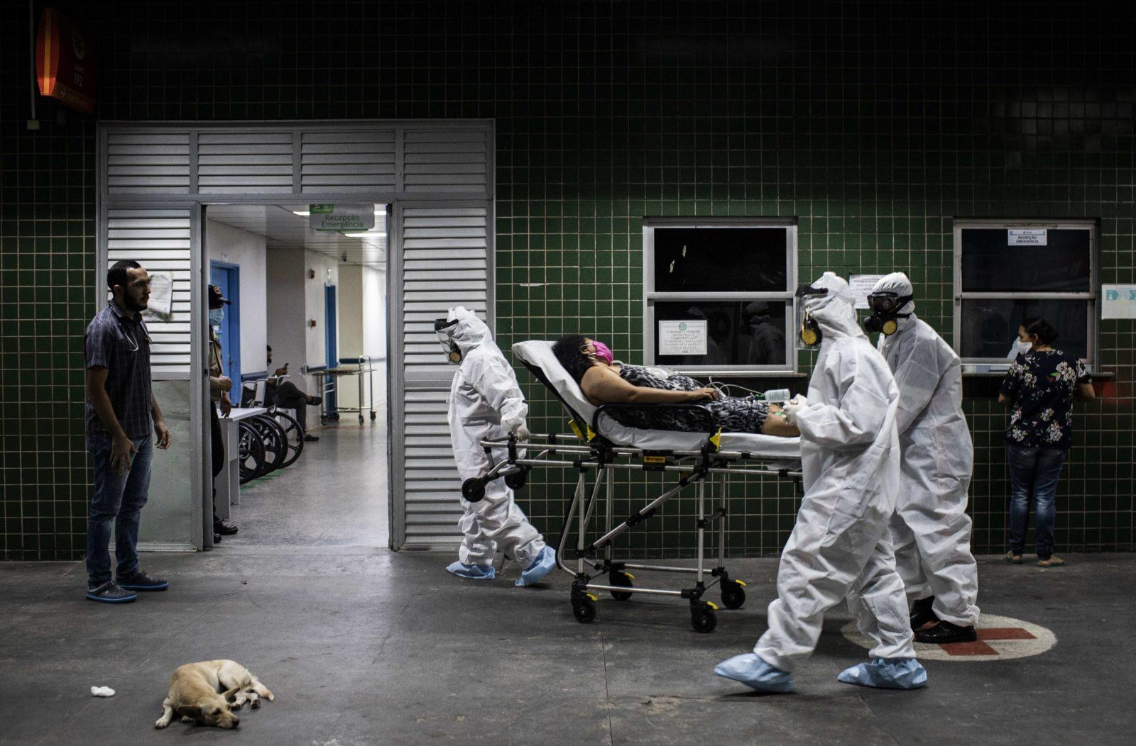 US Sending Hydroxychloroquine, Ventilators to Brazil