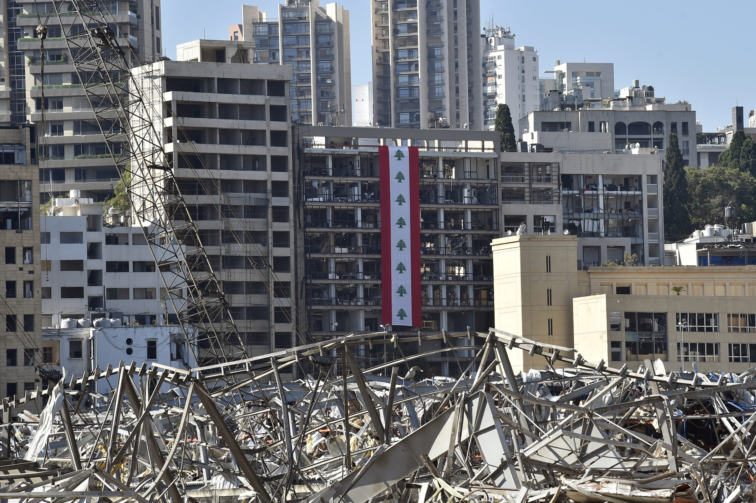 World: Lebanon at risk of complete blackout by end-Sept, state power firm says