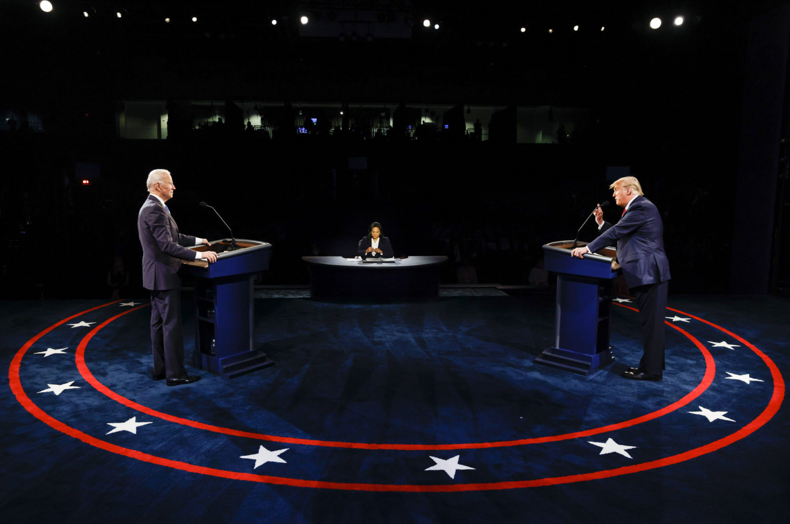 Who won the debate: Donald Trump or Joe Biden?