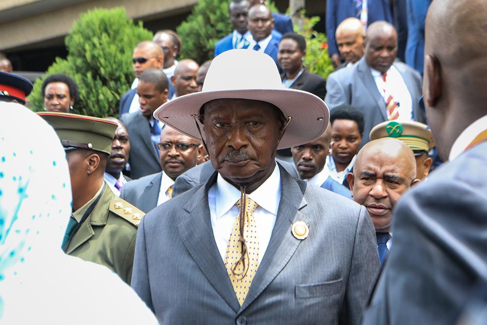Museveni wins Uganda election with 59 percent of vote