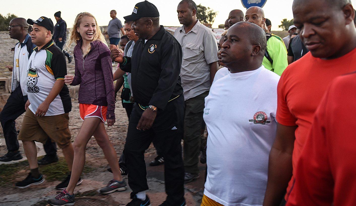 Health E News Motsoaledi Energised By Ramaphosa S Pu