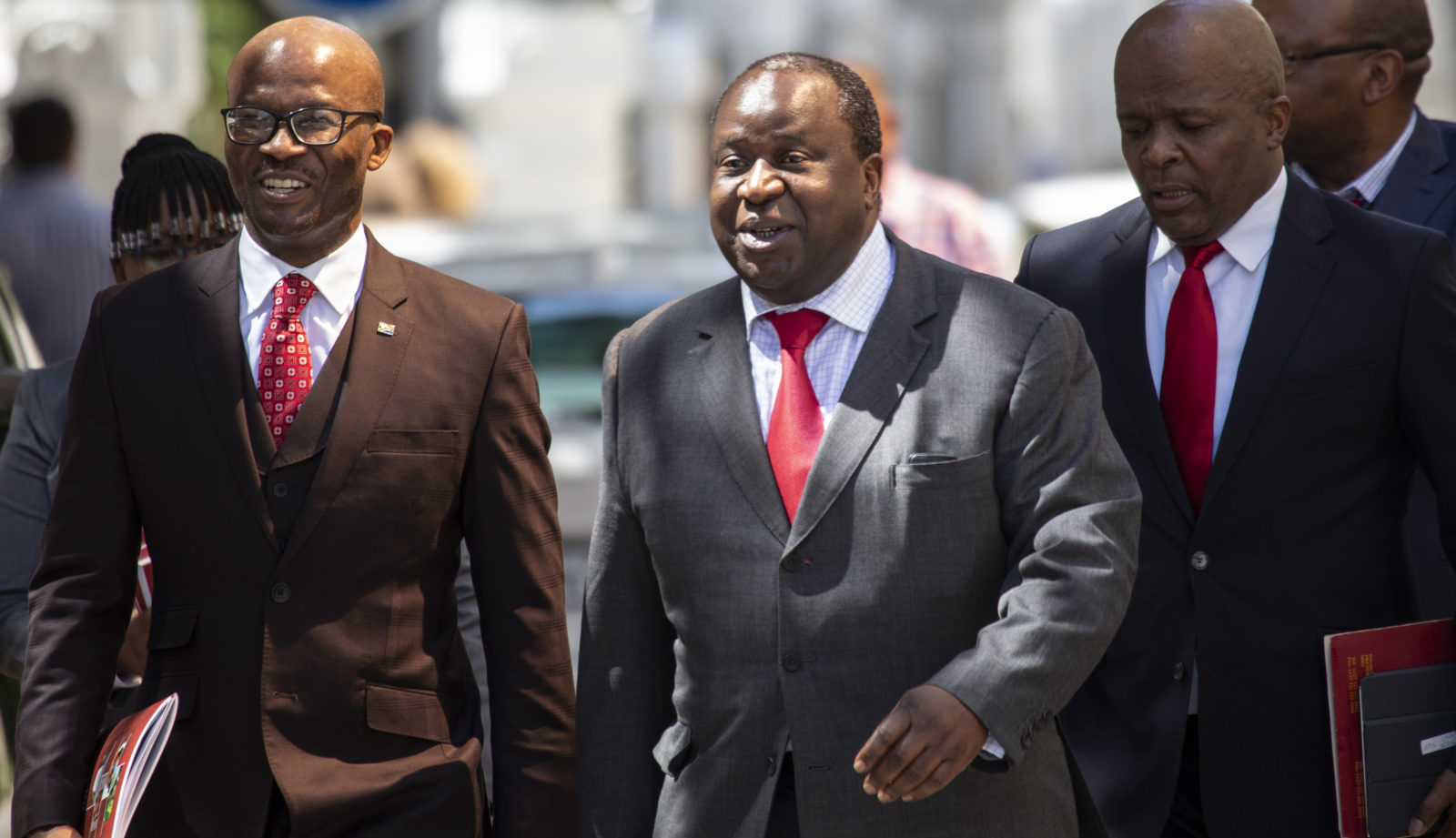 Mboweni zero-rates sanitary pads and allocates funds fo