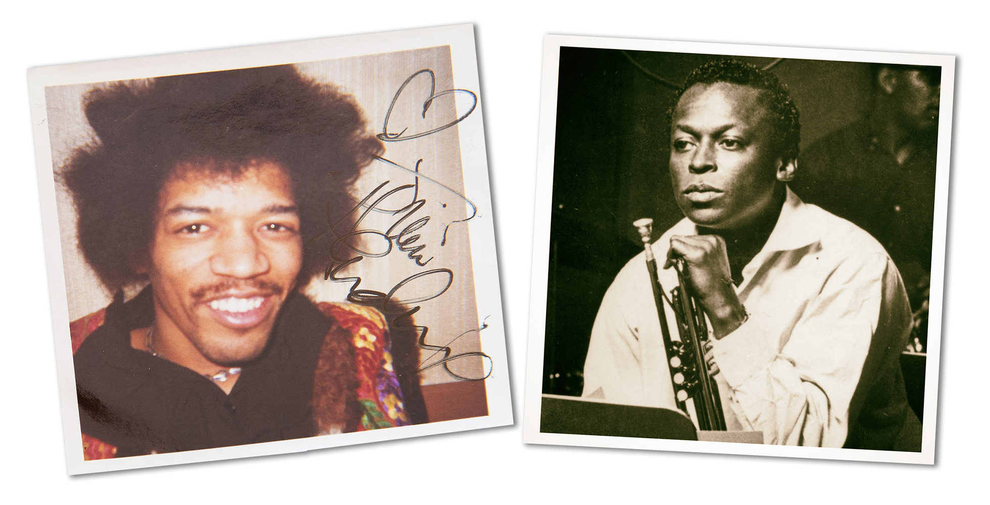 Maverick Life: Music: Miles Davis and Jimi Hendrix: What might have been