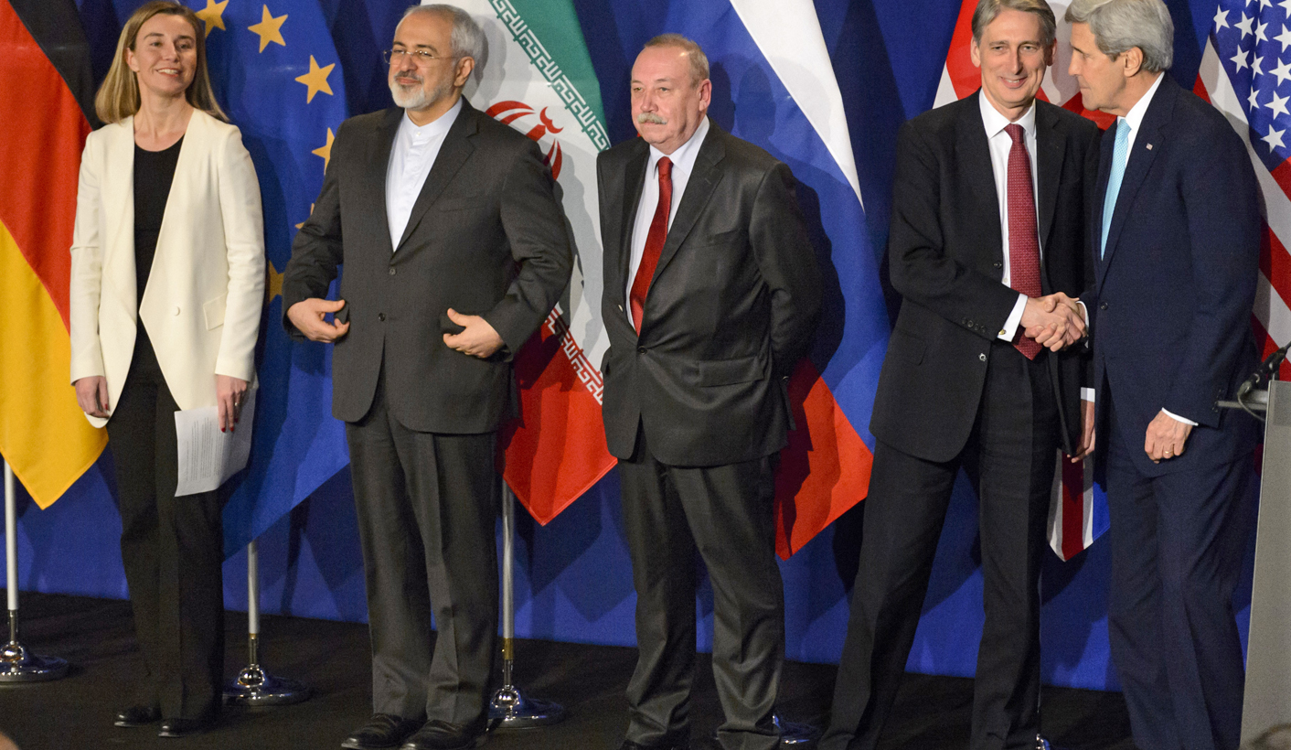 The Iran Nuclear Agreement The Bigger Picture Daily Maverick