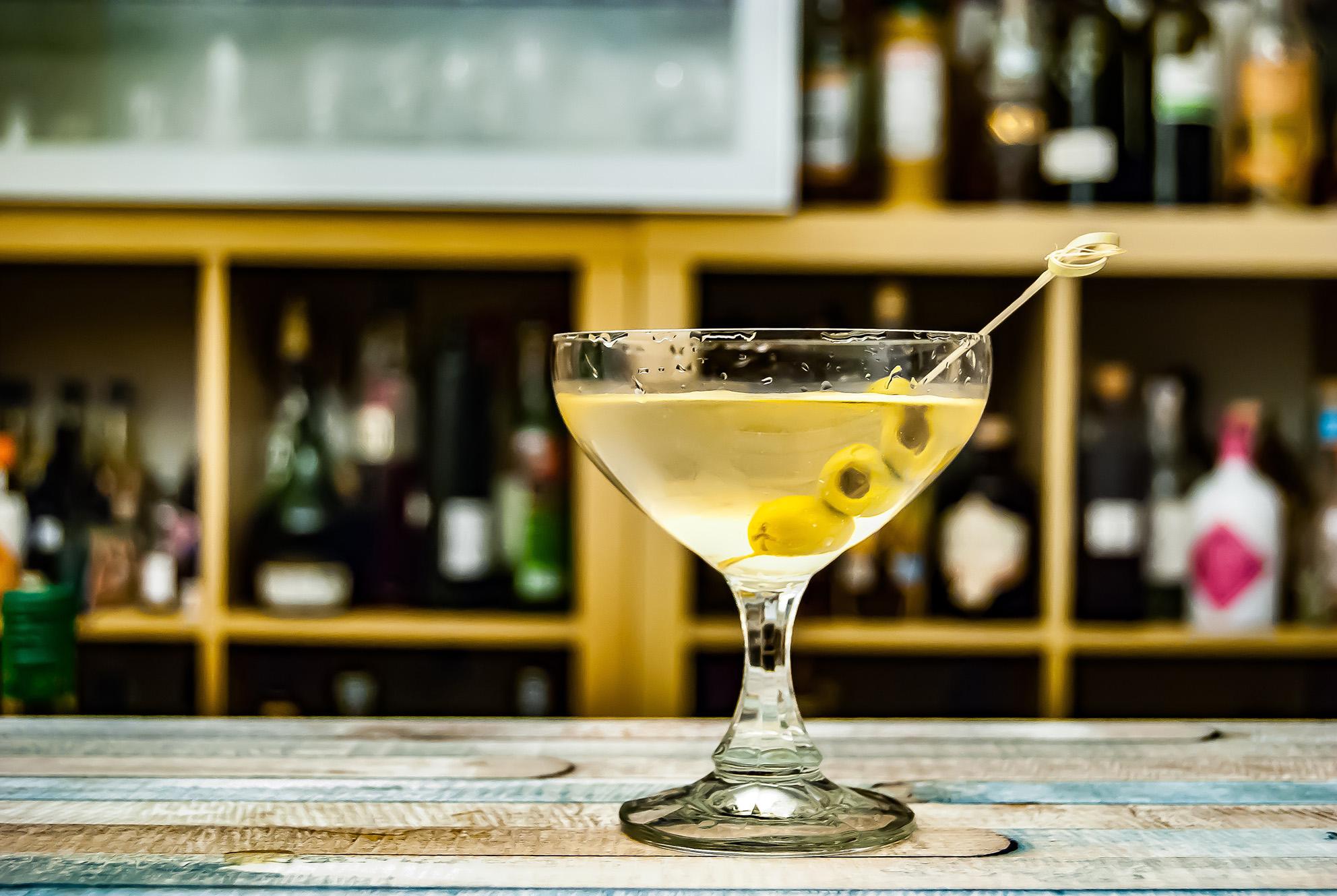 STIRRED, NOT SHAKEN: Martini: A Girl's Best Friend