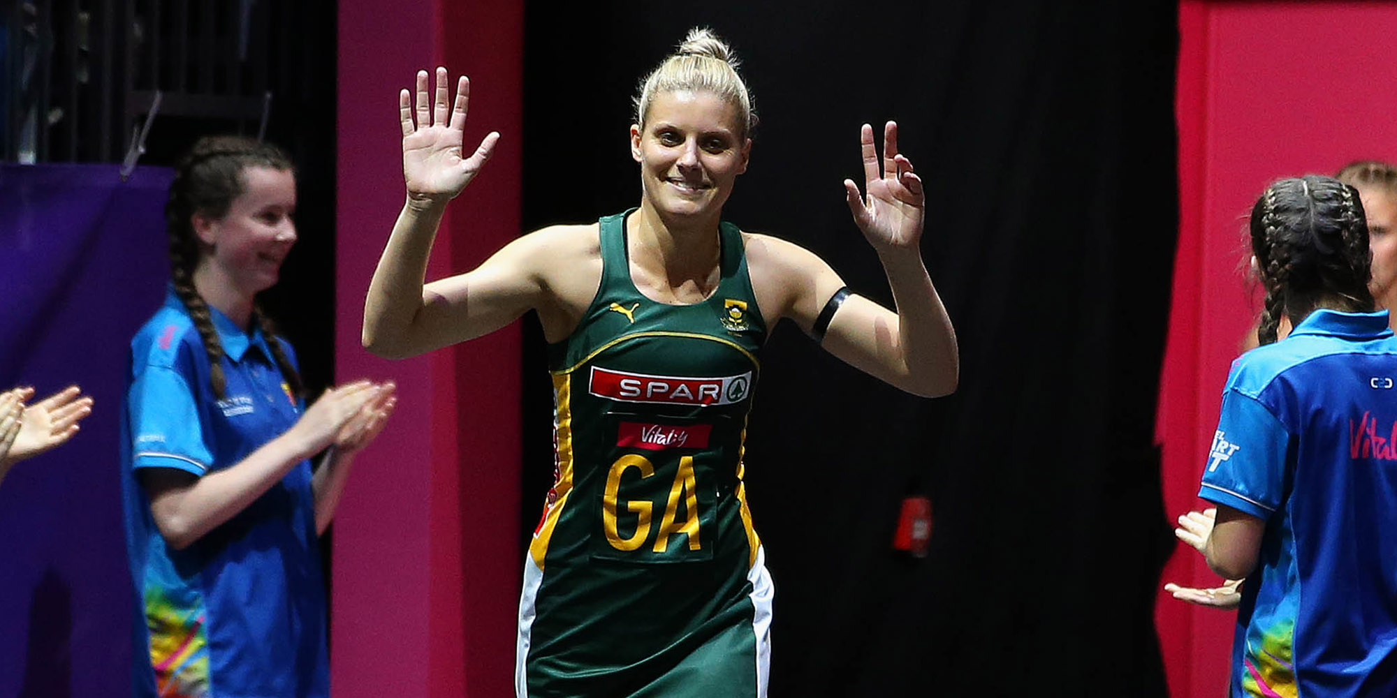 Mind the gap: Women's pay under the spotlight as Maryka Holtzhausen retires from netball