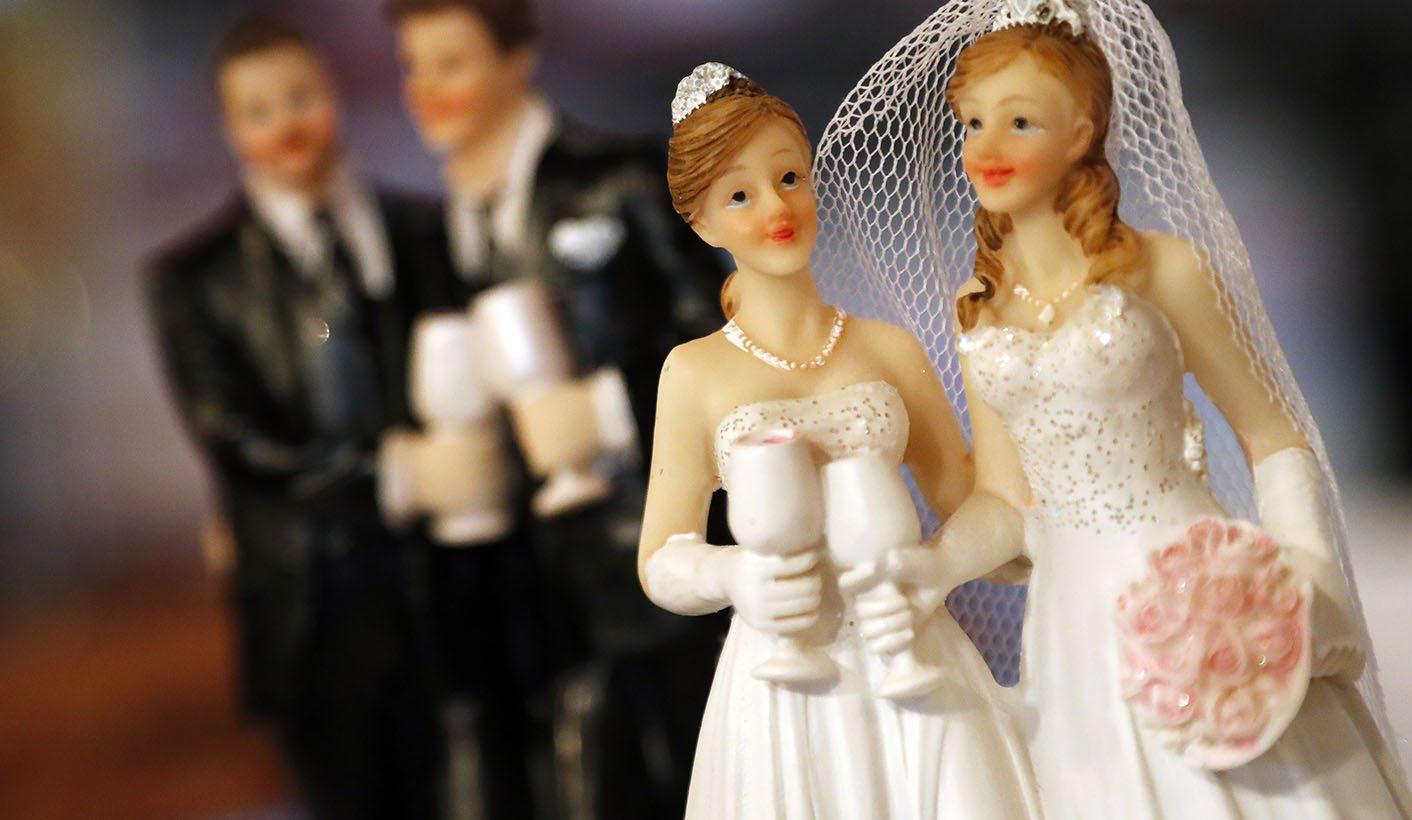 Gender nonconforming heterosexual civil unions