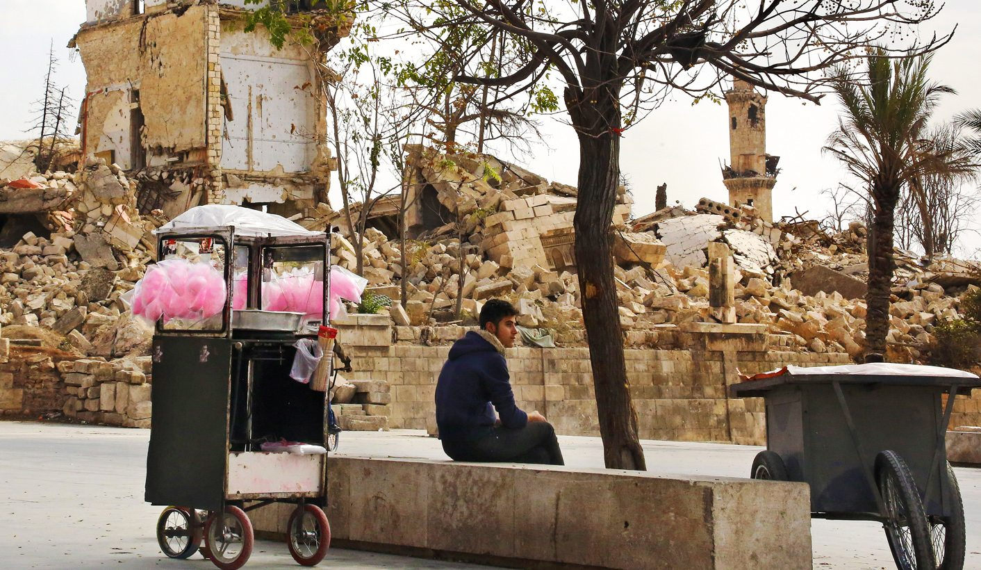 Syria Searching For Hope Amid The Shattered Ruins Of A