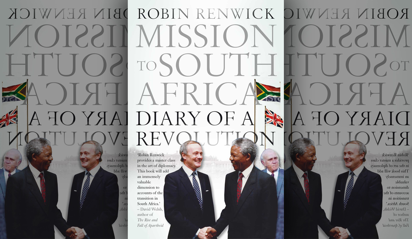 Image result for robin renwick/malema