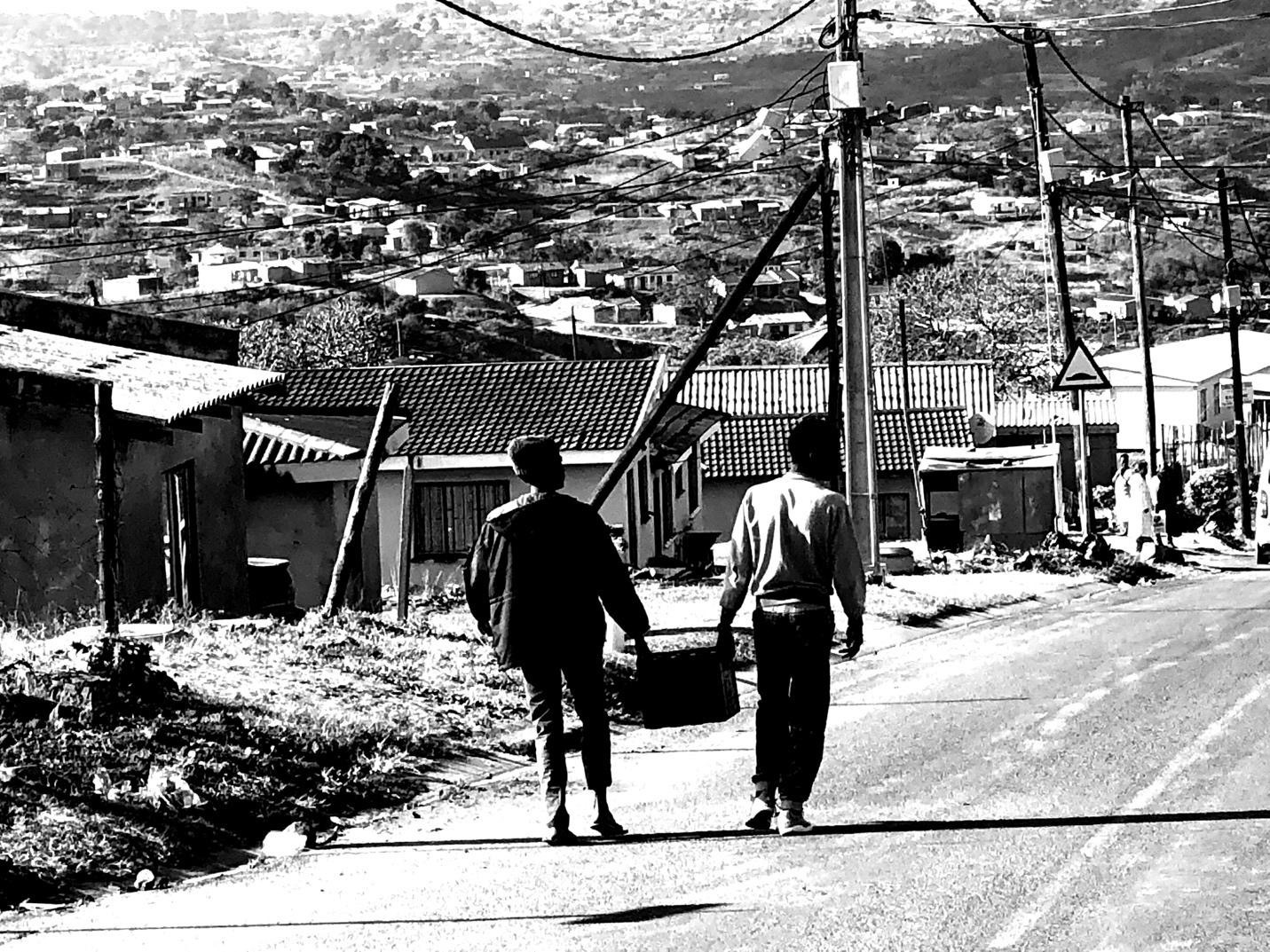 The work of whoonga, an epidemic on the move