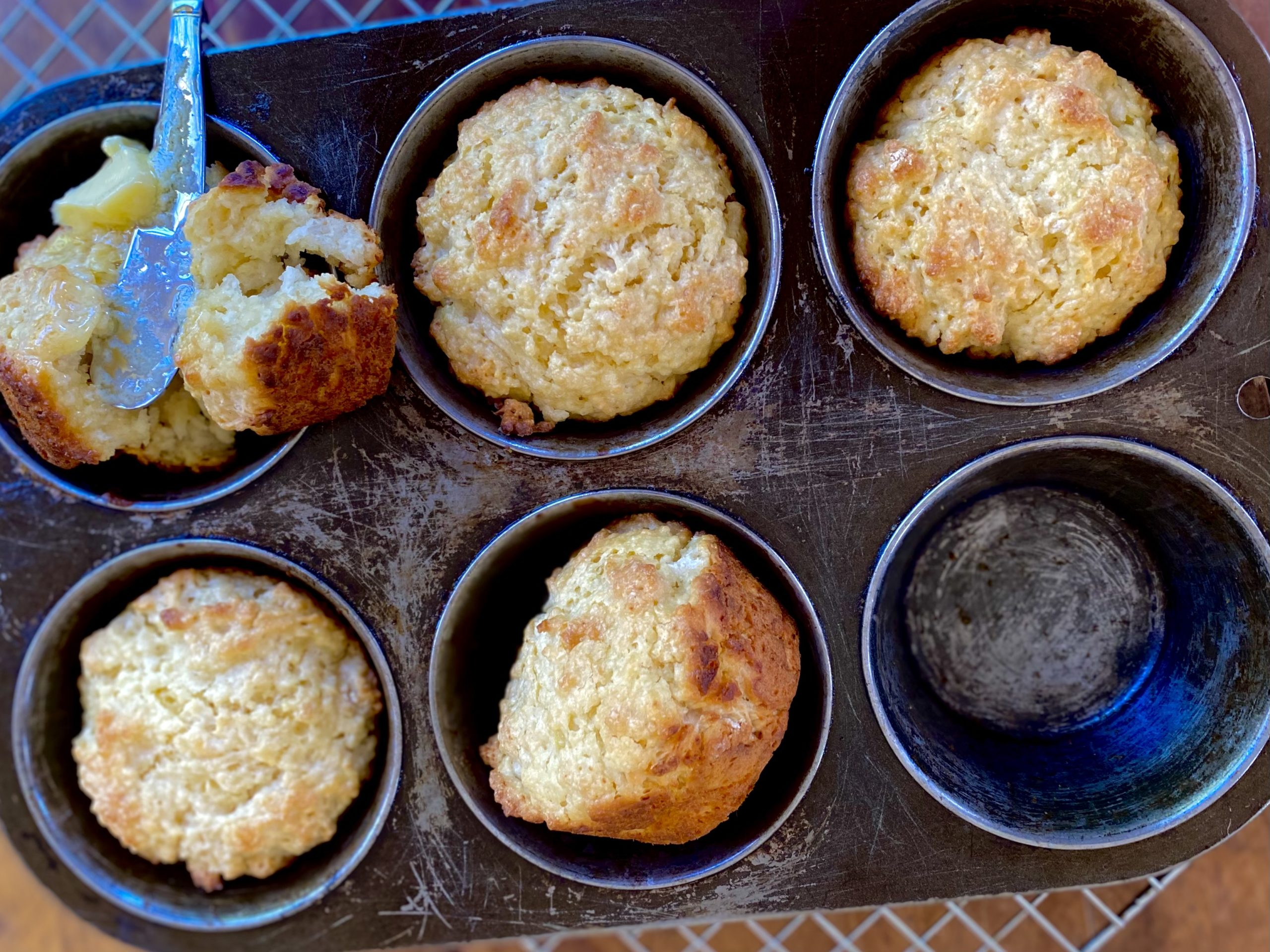 TGIFOOD: What's cooking today: Quick mayo muffins