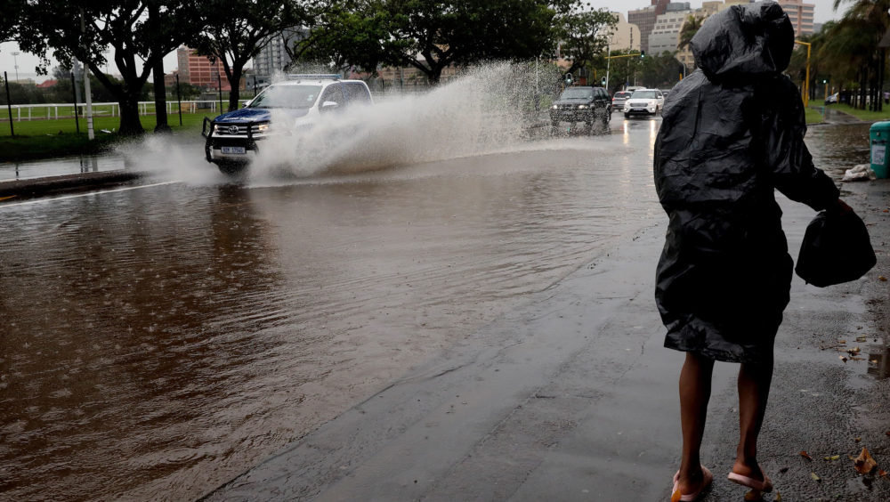 Extreme weather in KwaZulu-Natal is triggered by climate change, says expert - Daily Maverick
