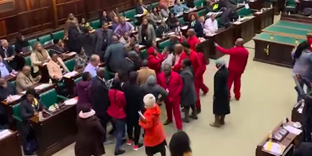 Committee chairpersons' announcement delayed amid factional battles as Speaker reads MPs the riot act