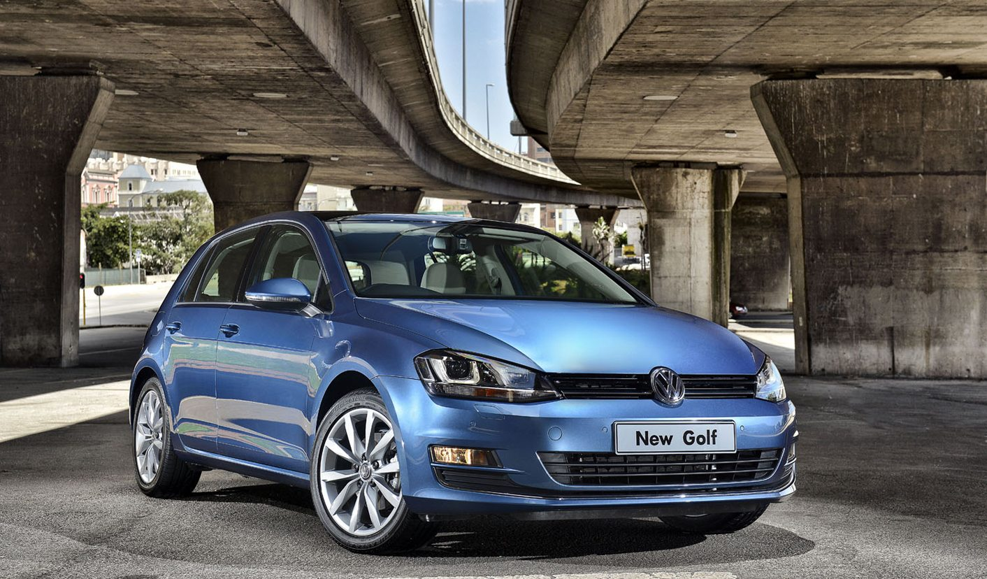 Volkswagen Golf 7: More of the same