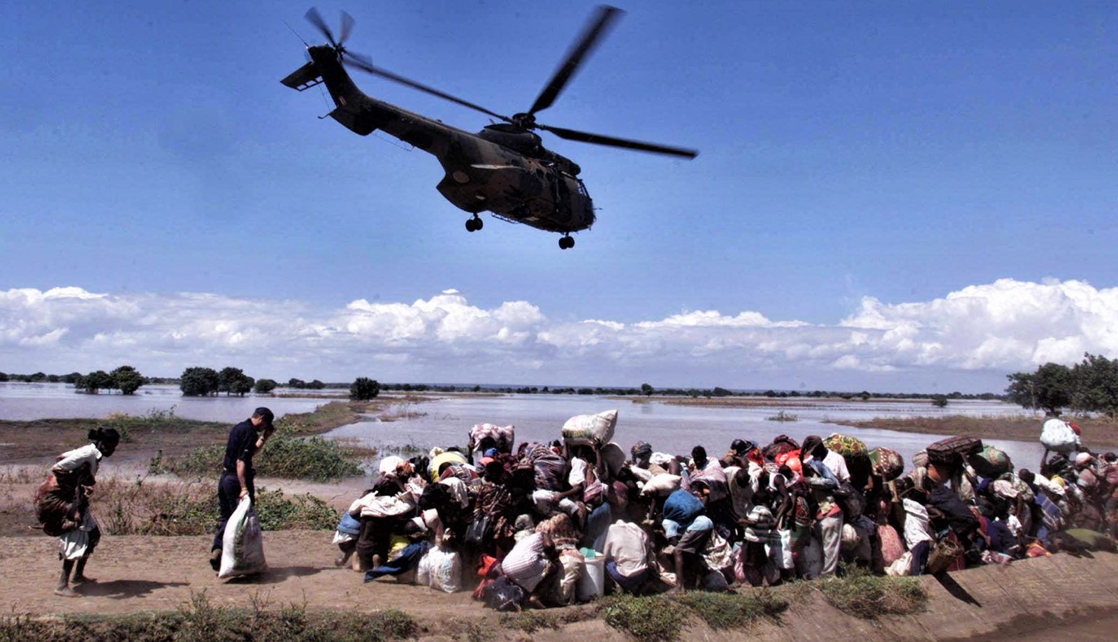 After floods, Zimbabwe and Mozambique face huge maize s…