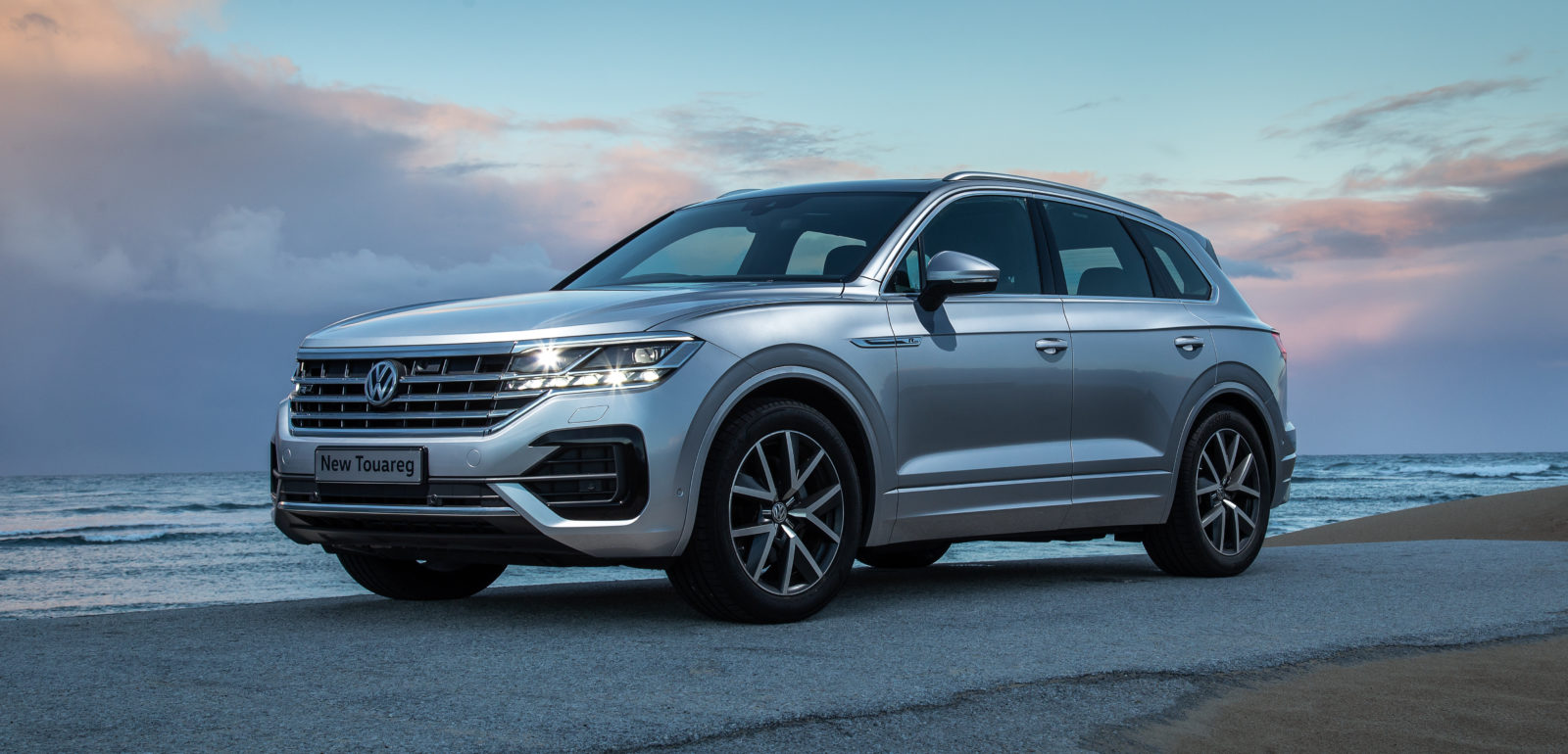 VW Touareg 3 0 V6 TDI Executive R-Line: A cut above