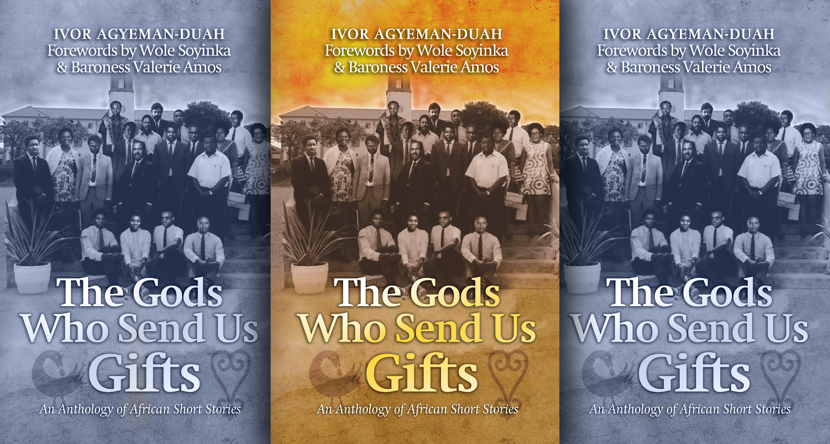 The Gods Who Send Us Gifts: An Anthology of African Stories