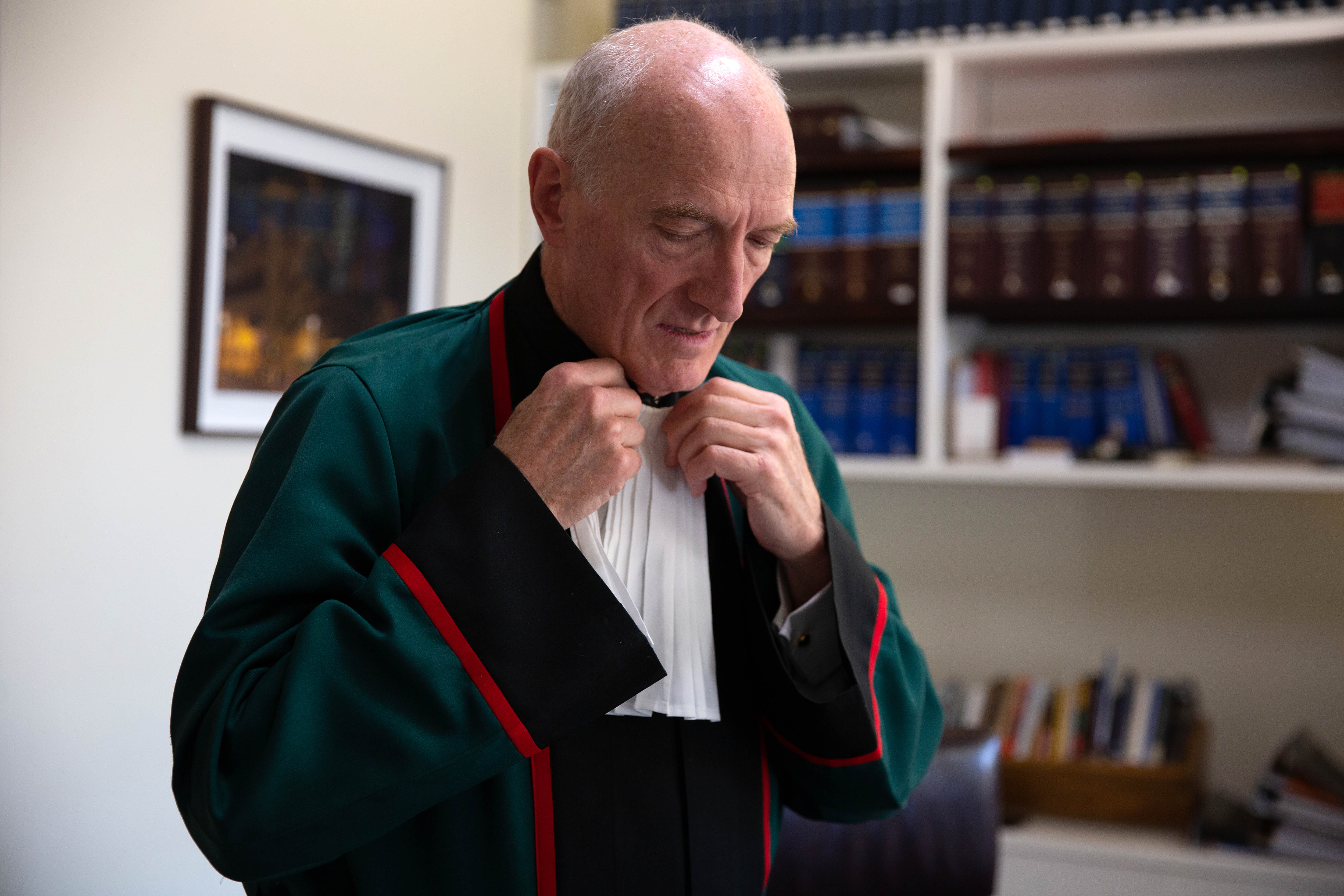 Edwin Cameron: From an orphanage in Queenstown to Constitution Hill