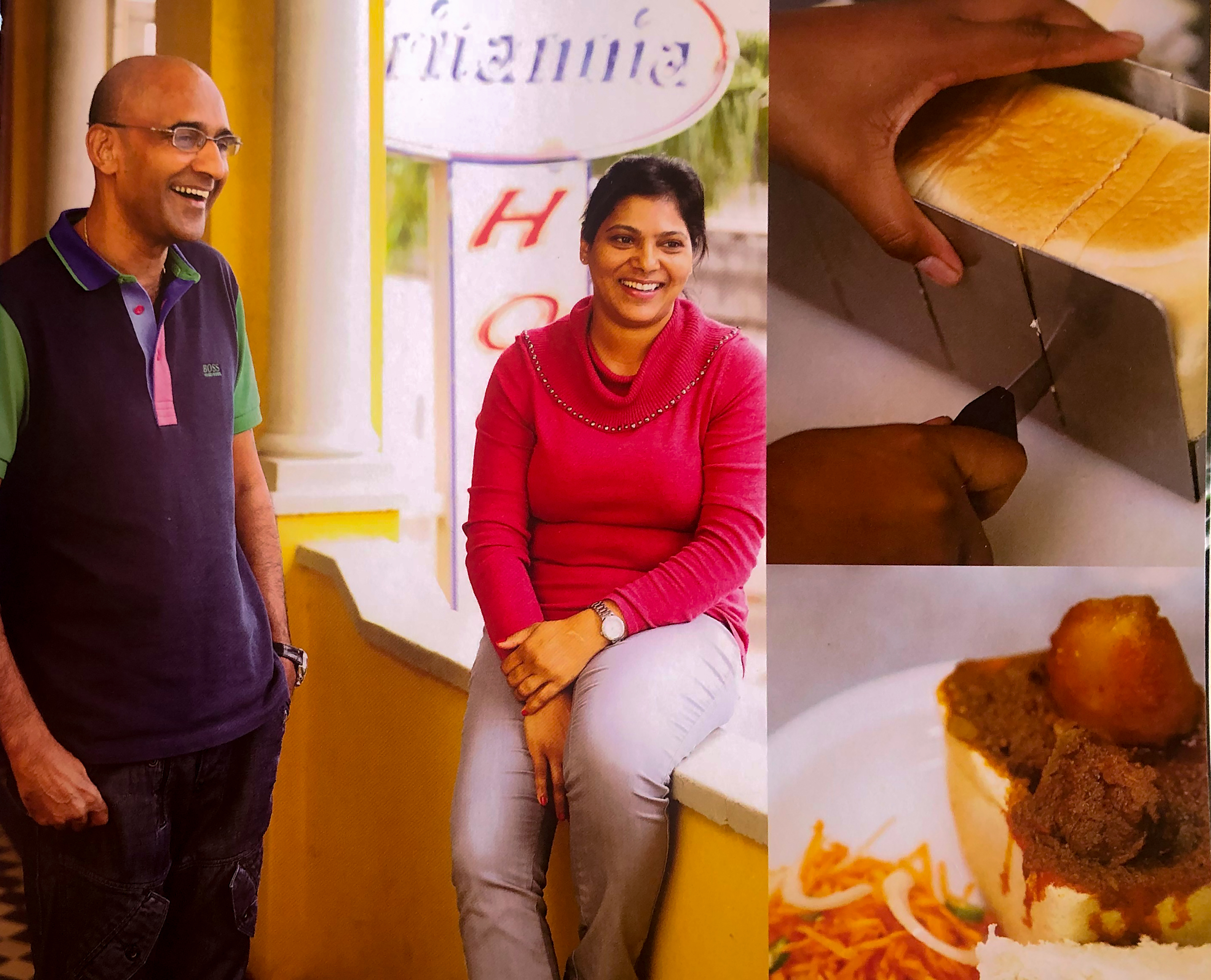 Secrets of the Moodley family's classic Mutton Bunny Chow