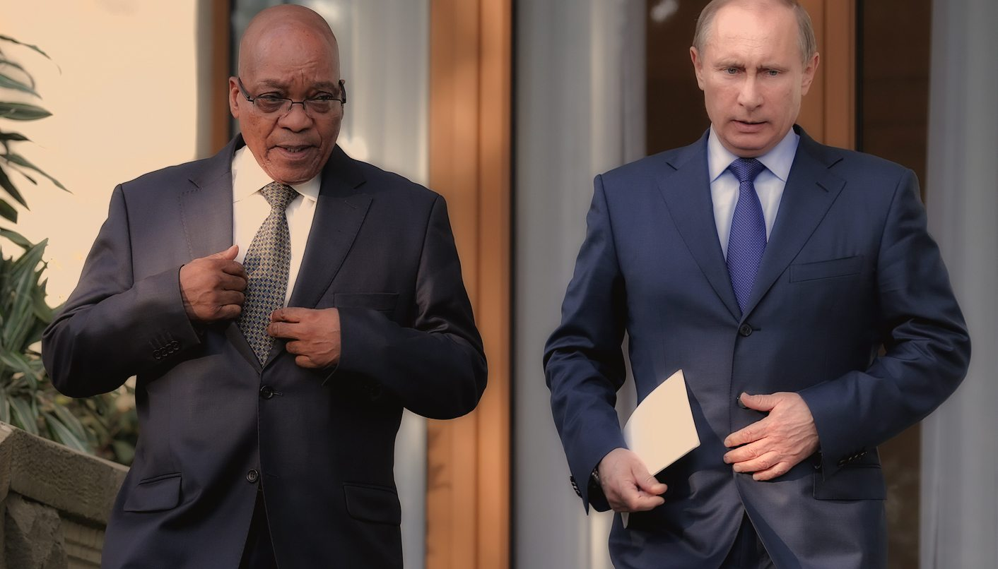 Trainspotter: Panama Papers – How Zuma's family is implicated in the greatest corruption data dump of all time