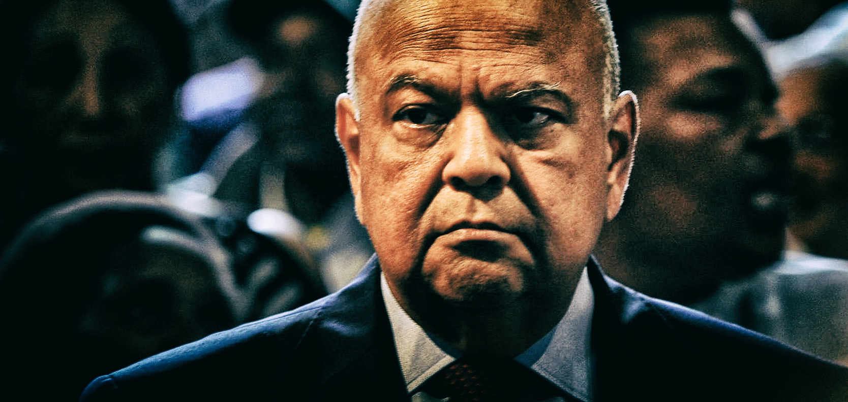 Defender Pravin comes out guns blazing against Protector Busisiwe — and he's not firing blanks