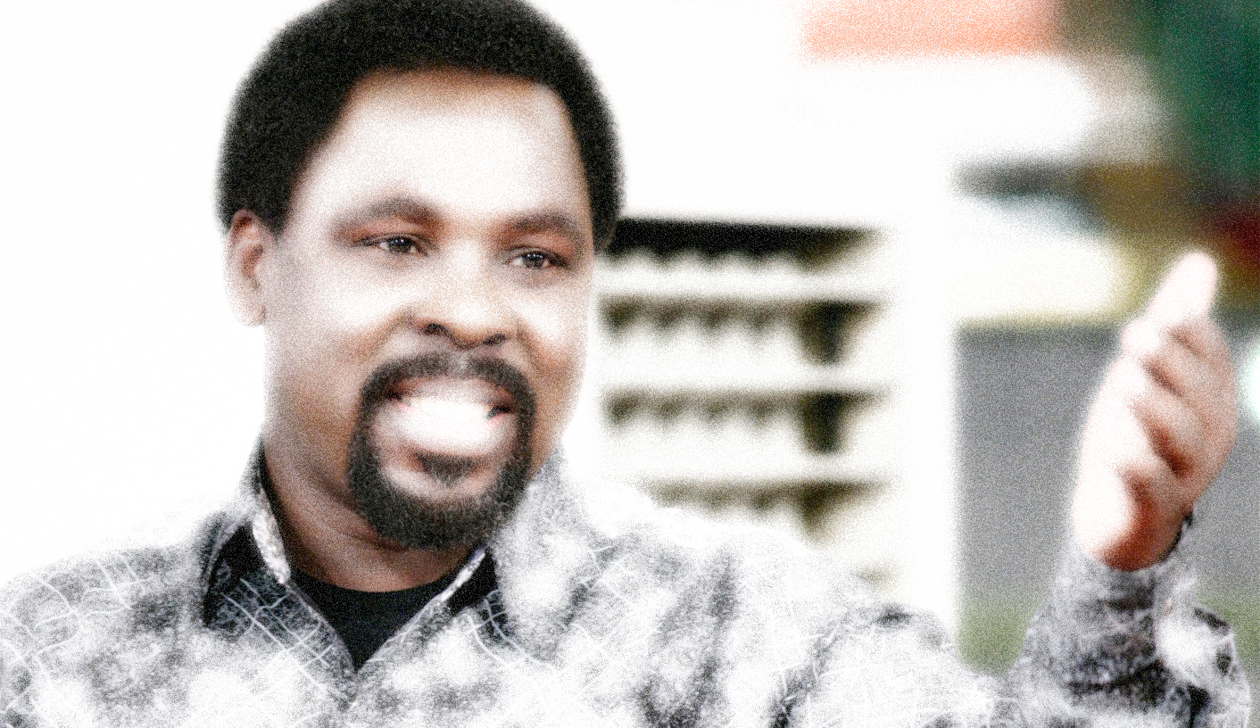 Planes, Blame and Autocracies: How T B  Joshua will get
