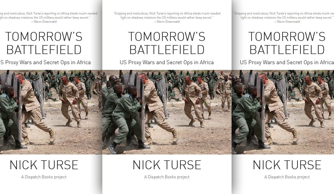 Book review — Tomorrow's Battlefield: US Proxy Wars and Secret Ops in Africa